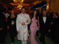 peterandre-sophiechaudhary-2009-iifa-awardsgreencarpet