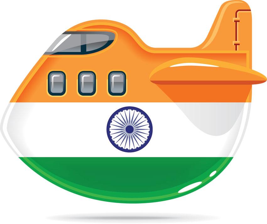PAGE-LEAD-MODI-INDIA-AIRPLANE-FLAG