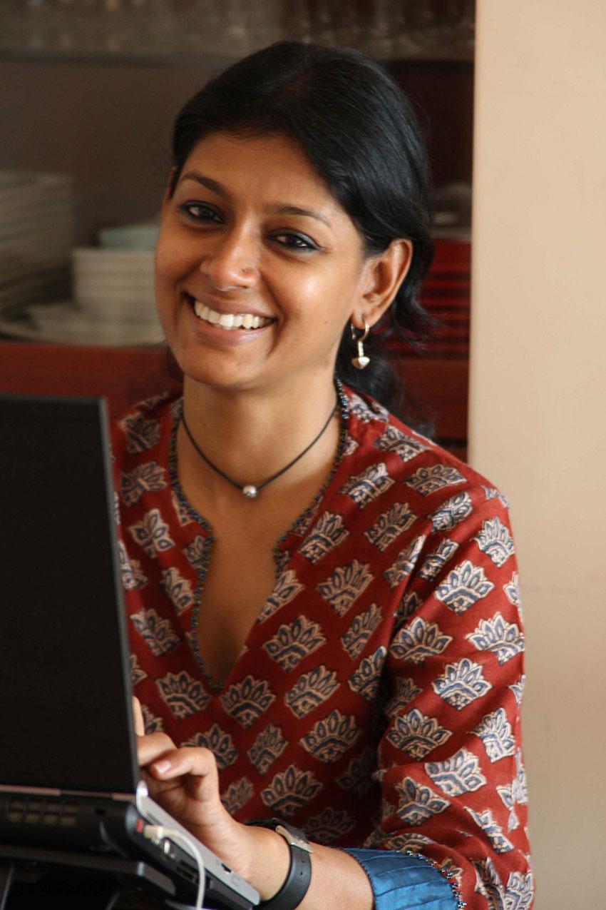 File photo of Nandita Das. (Wikimedia Commons)