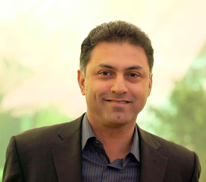 Nikesh Arora. (Wikimedia Commons)