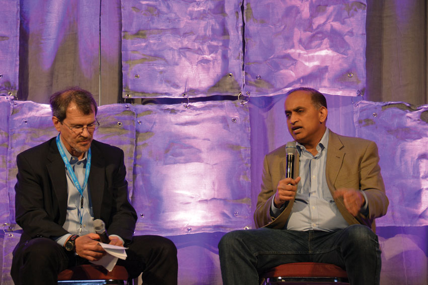 Speakers were equally passionate about their talk at #TiEcon 2015. Amar D. Gupta | Siliconeer