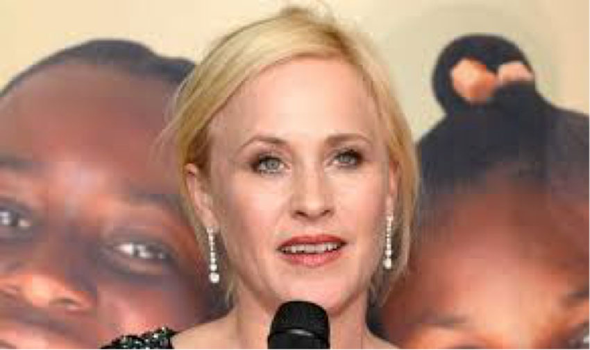 Keynote speakers included Academy Award-winning actress and humanitarian, Patricia Arquette (Boyhood), who gave a stellar speech on gender pay equality. (Courtesy: Vasudha Badri-Paul)