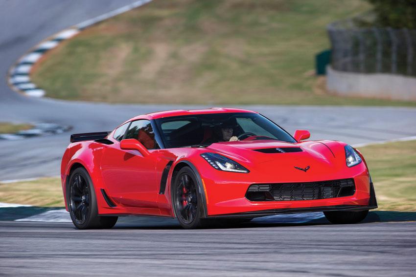 The legend-to-be, 2016 Corvette Z06. (General Motors)