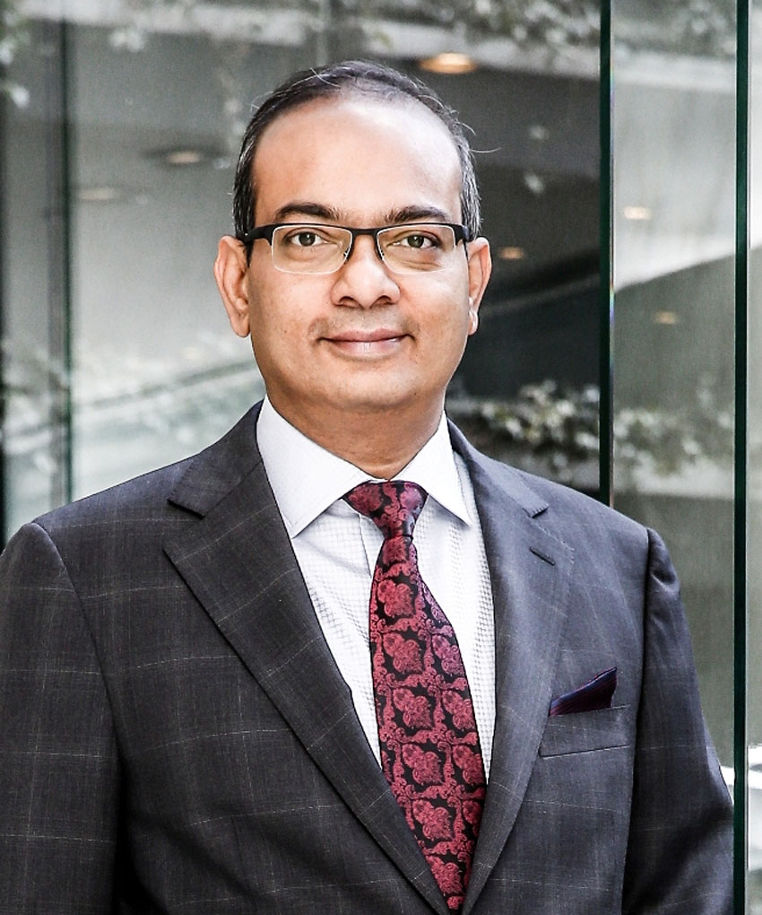 Keshav R. Murugesh is the Group Chief Executive Officer of WNS Global Services, a NYSE listed company in the Business Process Management business. He is also the Chairman of the NASSCOM BPM Council.