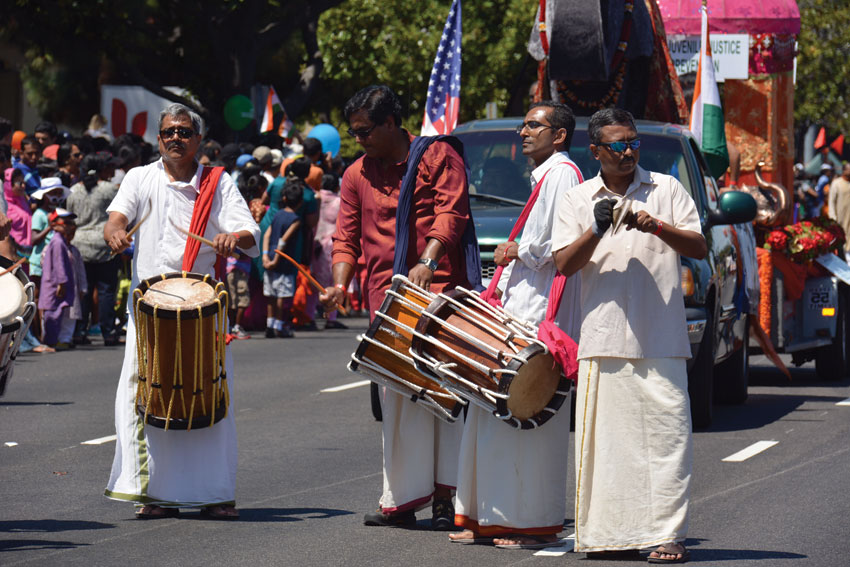 Glimpses from last year's festivities. This year the Festival of Globe promises even more. (Amar D. Gupta | Siliconeer)