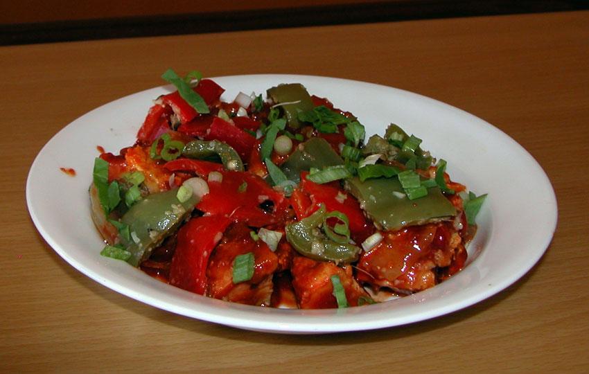 Chilli Chicken (Vansh A. Gupta   Siliconeer)