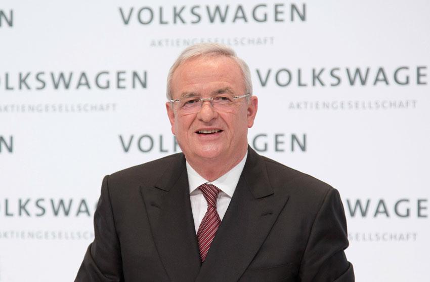 CEO of Volkswagen, Prof. Dr. Martin Winterkorn. (Wikimedia Commons | Volkswagen Sweden)