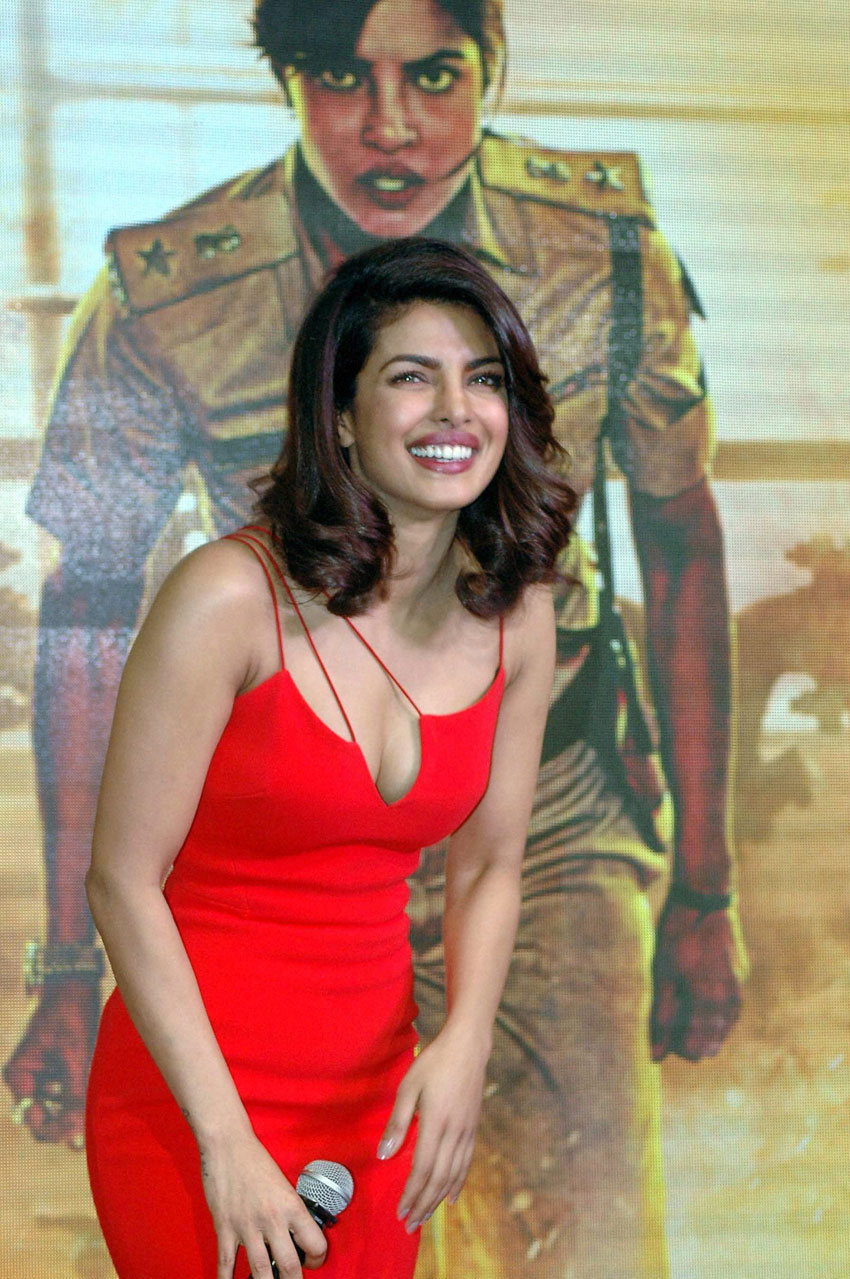 Priyanka Chopra (Press Trust of India)
