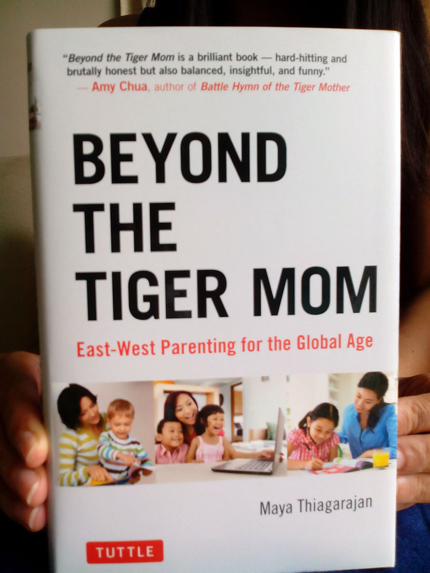 "Cover of ""Beyond the Tiger Mom."""