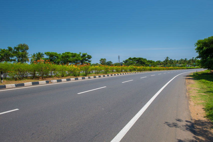 Indian highways are fast becoming a favorite amongst locals for vacationing.