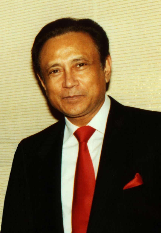 Dr. Mani L. Bhaumik (Wikimedia Commons   Mani Bhaumik)