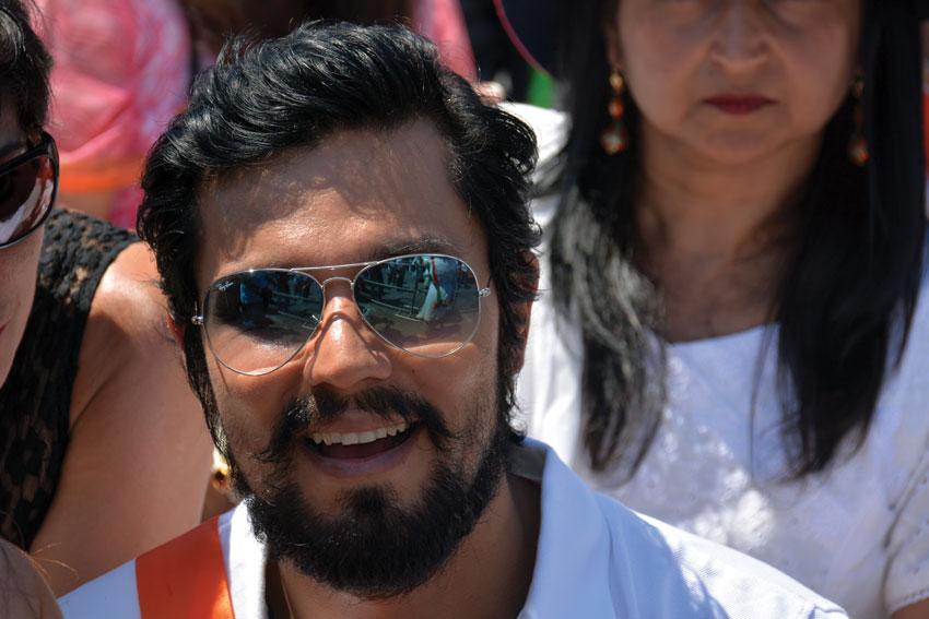 Randeep Hooda (Vansh A. Gupta/Siliconeer)