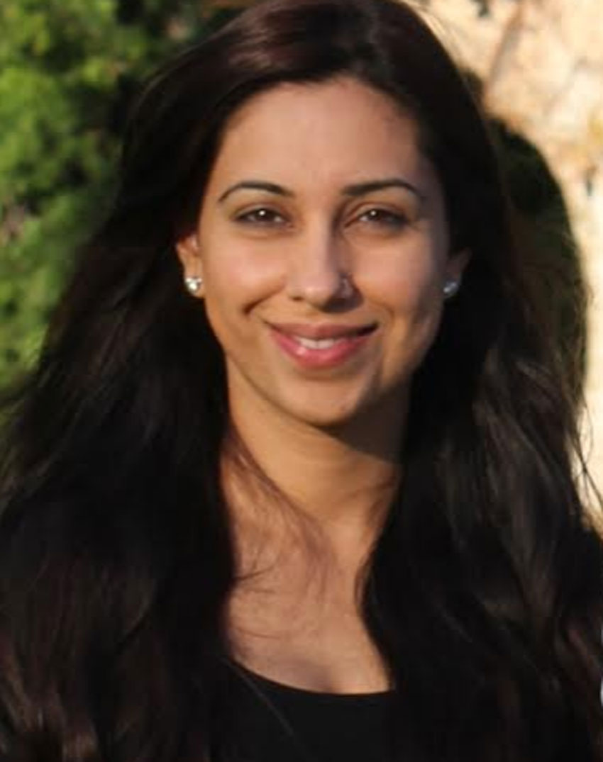 Malini Bhatia, founder & CEO of Marriage.com.