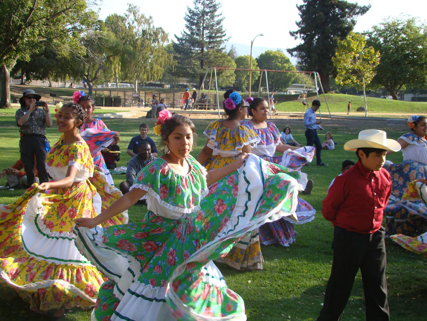 Mexican Dance.