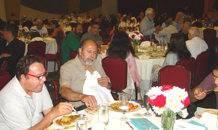 Sir Syed Day Dinner.