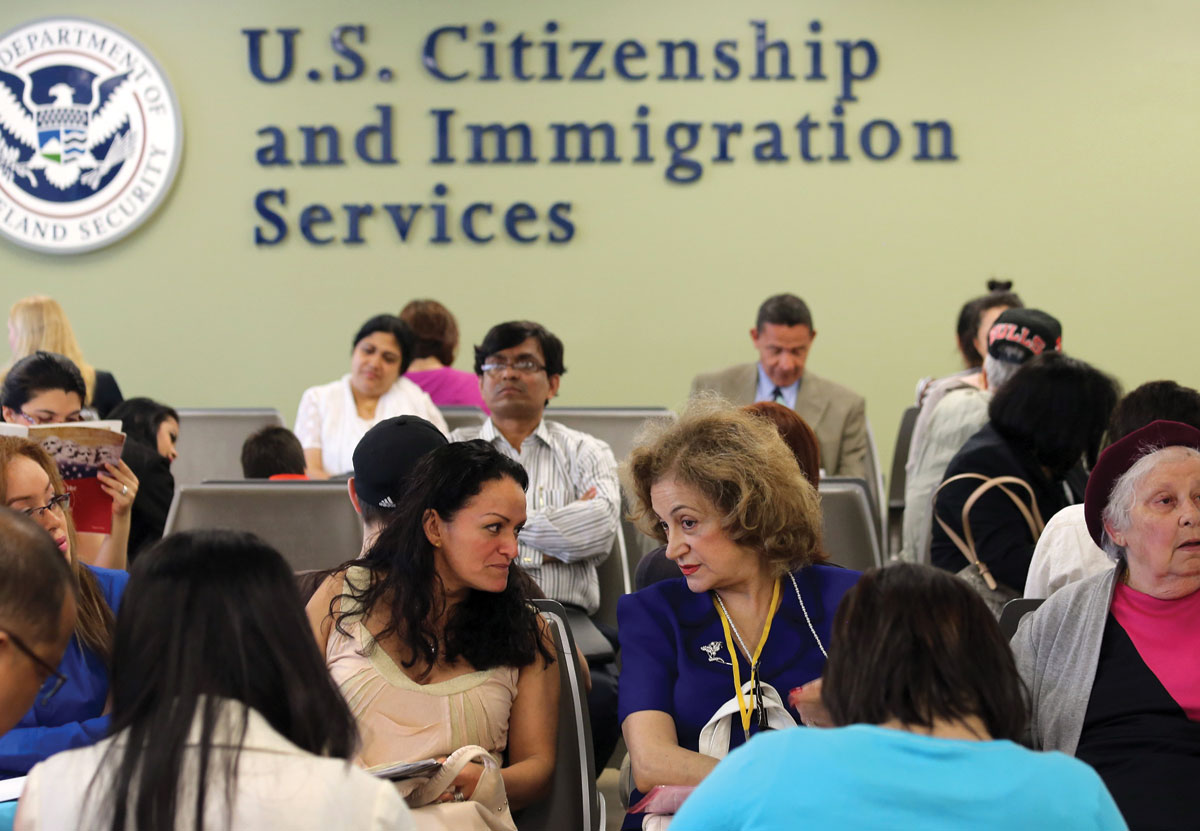 current immigration in america essay Here's what you need to know about our foreign-born population and its impact on the economy, current immigration policy, and voting power of new americans.