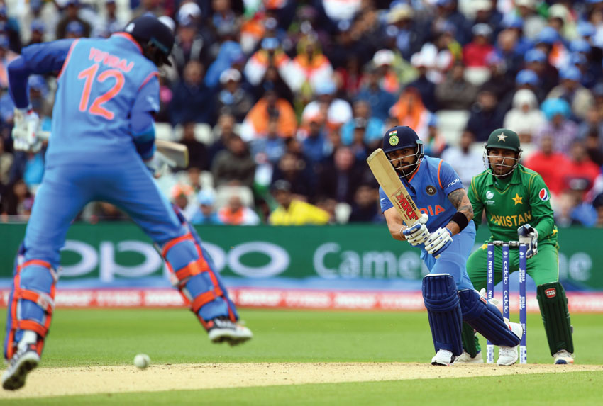 Champions Trophy: South Africa collapse to 191 all out against India