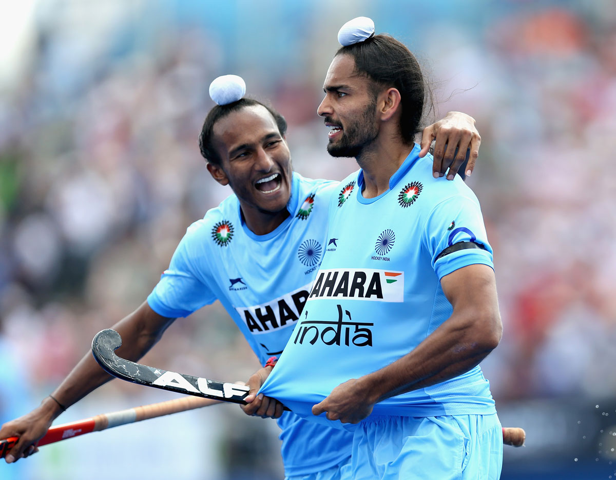 India thrash Pak 6-1 in Hockey World League