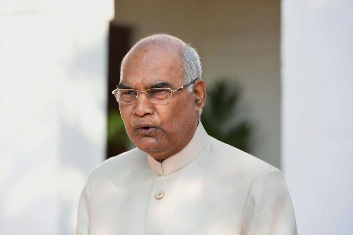 RN Kovind is India's new President