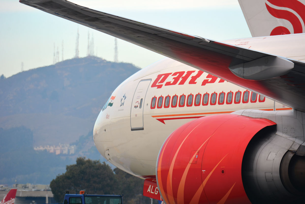 Air India begins direct flights between Hyderabad and Washington Dulles
