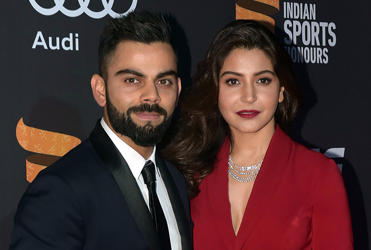 Anushka Sharma, Virat Kohli's new photos, and you can not miss their expressions