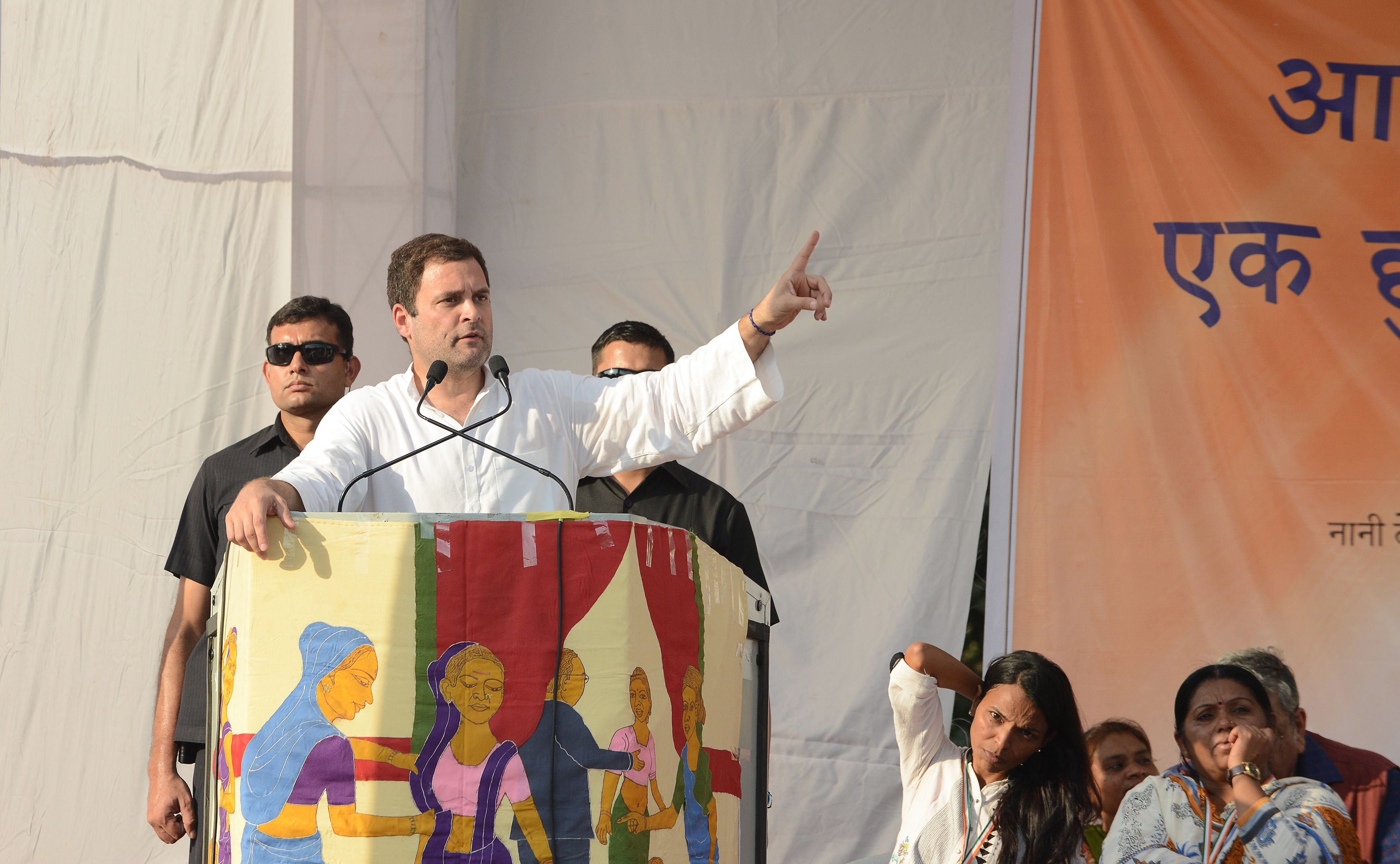 Post Gujarat, Congress Calls For Restoring Dignity In Public Discourse