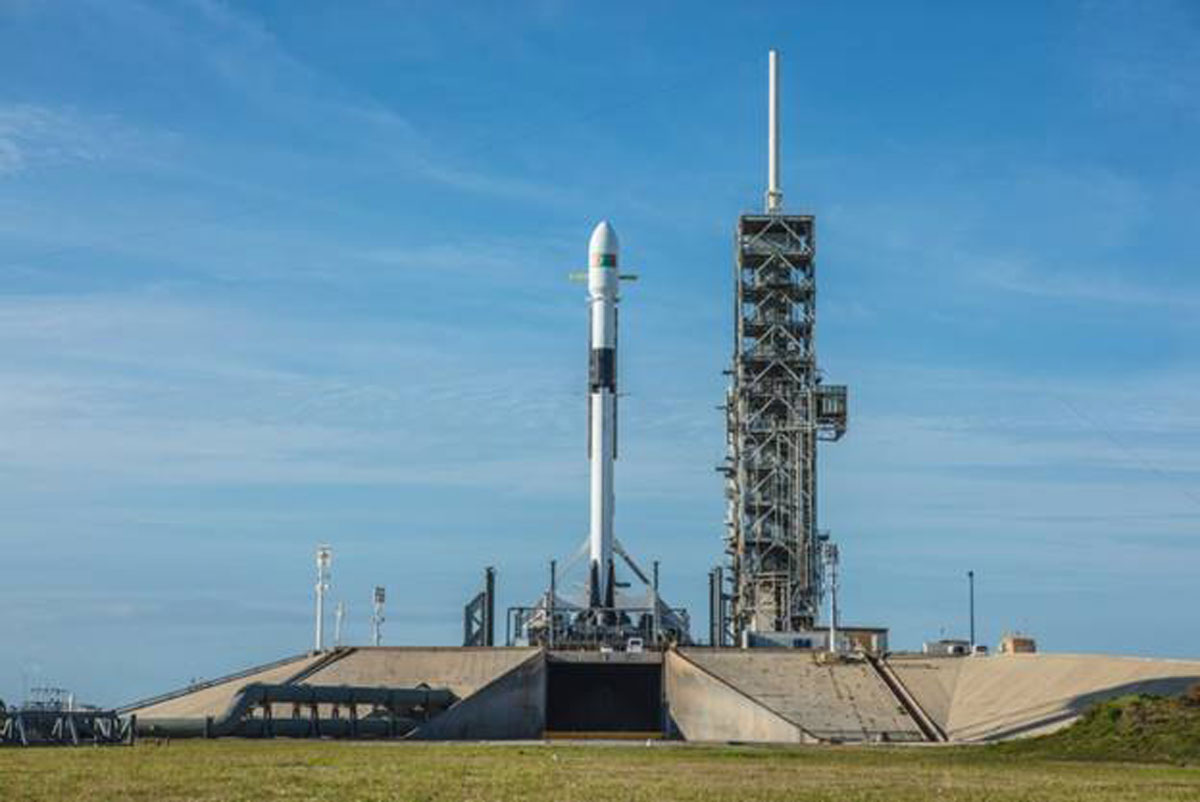 SpaceX Successfully Launches, Lands New Rocket Design