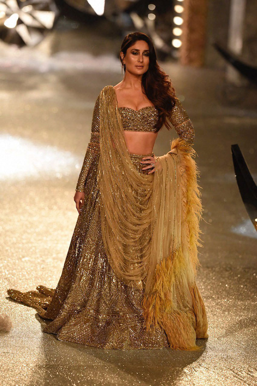 Siliconeer Lakme Fashion Week India Couture 2018
