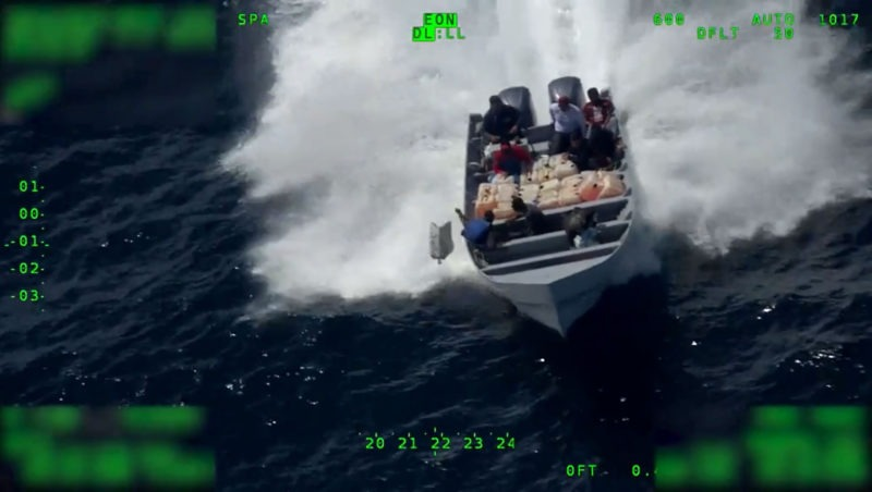 Siliconeer | US drug busts in Pacific net cocaine worth $350 mn