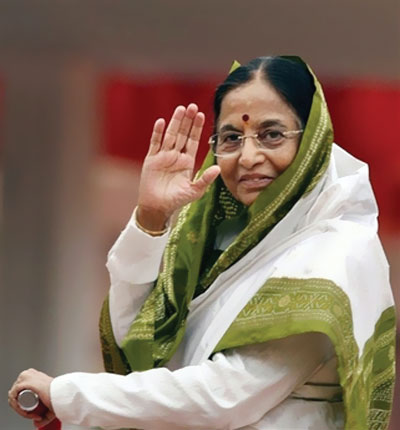 essay on pratibha patil